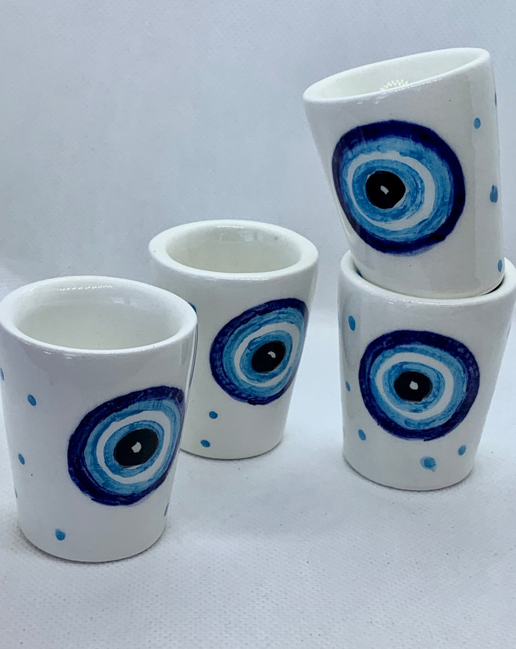 ceramic set for shots