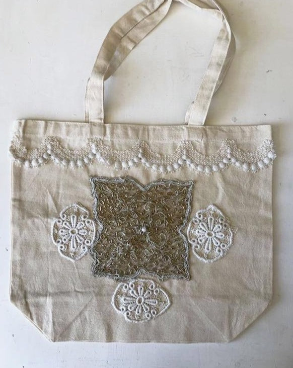 Eco Friendly Lace Bag