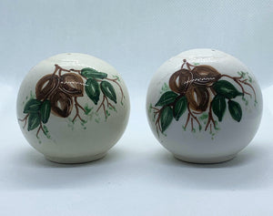 Salt & Pepper Ceramic Shaker Set