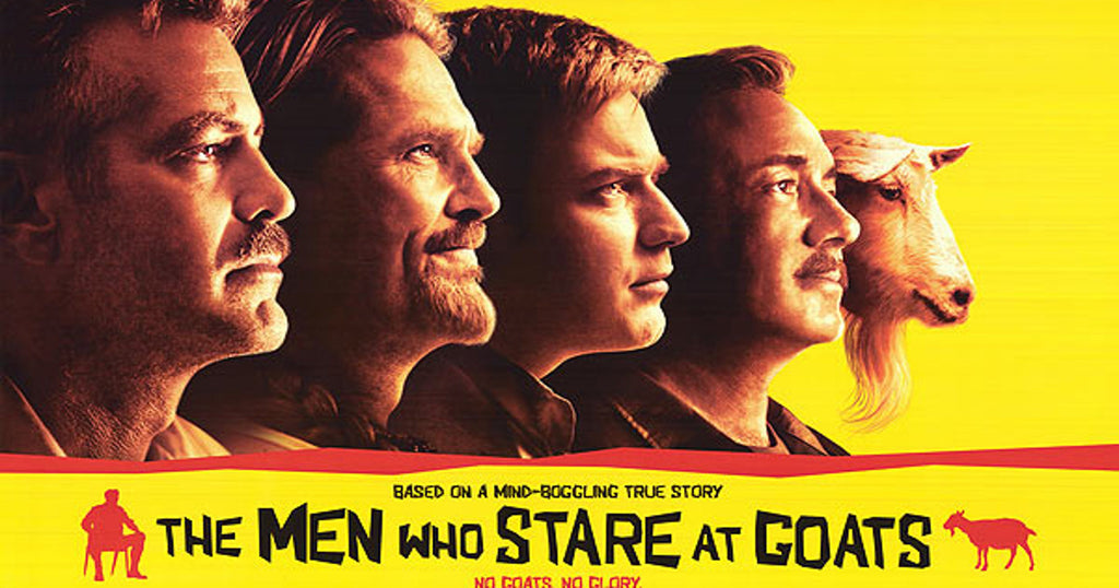 The Men Who Stare At Goats Movie