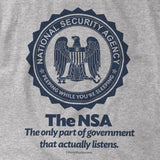 The NSA: The Only Part of Government That Actually Listens