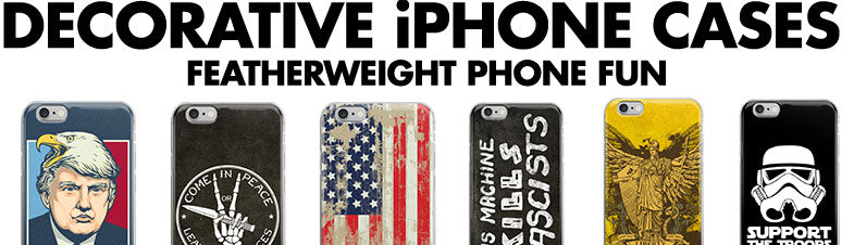 Liberty Maniacs Decorative Phone Cases
