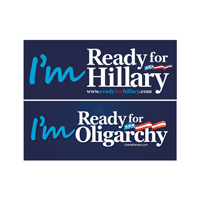 I'm Ready for Oligarchy Parody