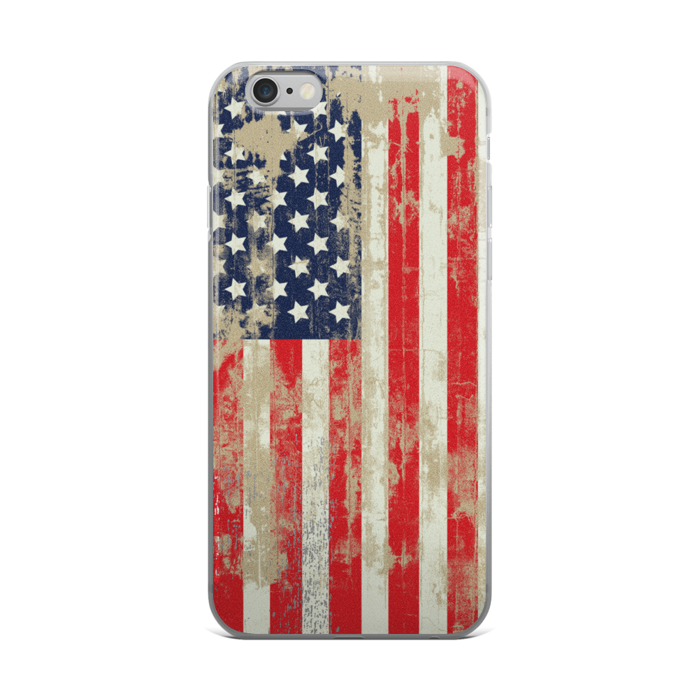 American Flag Phone Case Iphone S