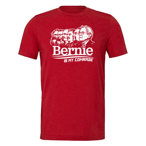 d565770a Political shirts from Liberty Maniacs. Bernie Sanders Is My Comrade Tees