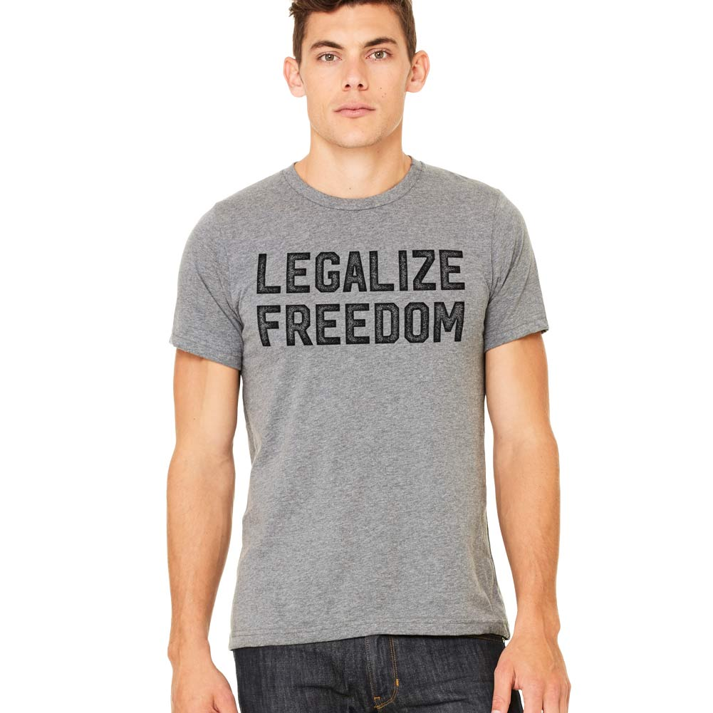 97c8511386b7 Legalize Freedom Vintage Soft Men's T-Shirt - Liberty Maniacs