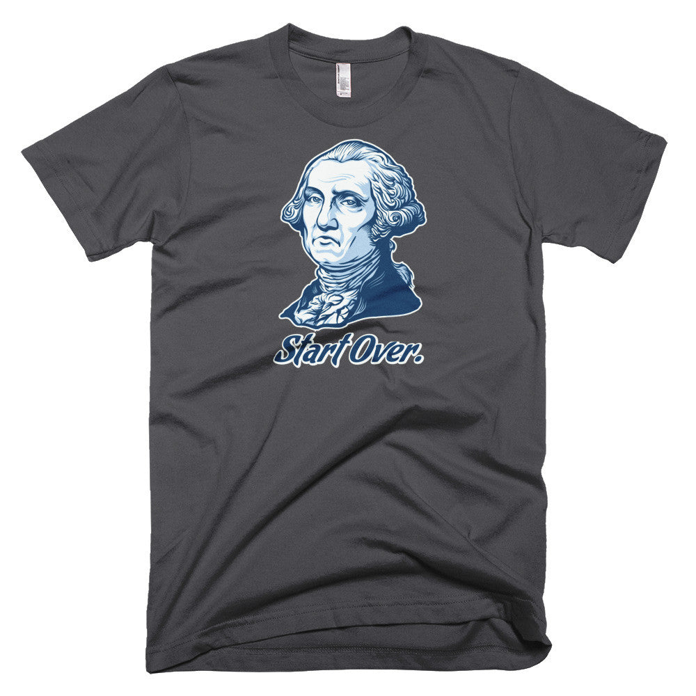 george t shirt Cover your body with amazing george t-shirts from zazzle search for your new favorite shirt from thousands of great designs.