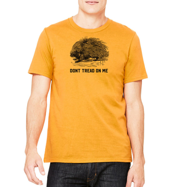 6453d2286f360a Porcupine Don t Tread On Me - Liberty Maniacs