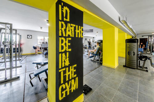 Why a corporate office gym?