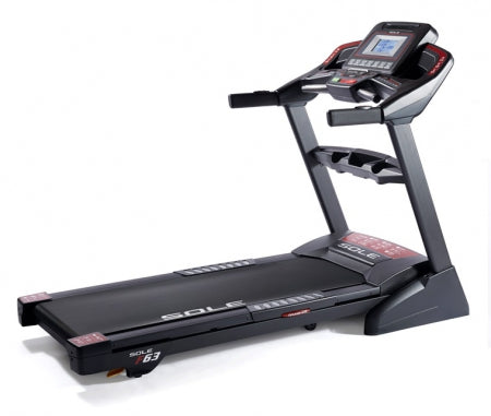 Sole Fitness F63 Home Use Treadmill 3HP DC