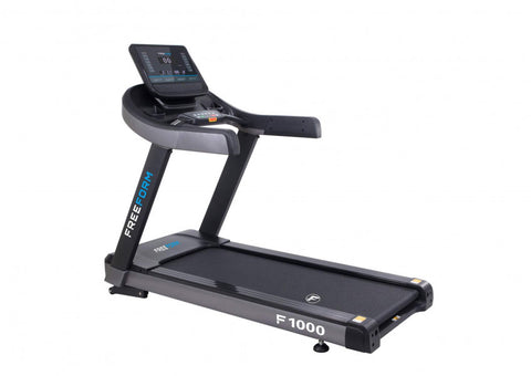 FreeForm F1000 Commercial Treadmill - 4HP Motor