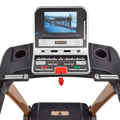 Reebok Jet 300+ Series Treadmill with Netflix and Spotify Applications