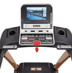Reebok Jet 300+ Series Treadmill with Netflix and Spotify Apps with Bluetooth