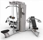 Encore ES3000 commercial 3 Stack Multi-Gym