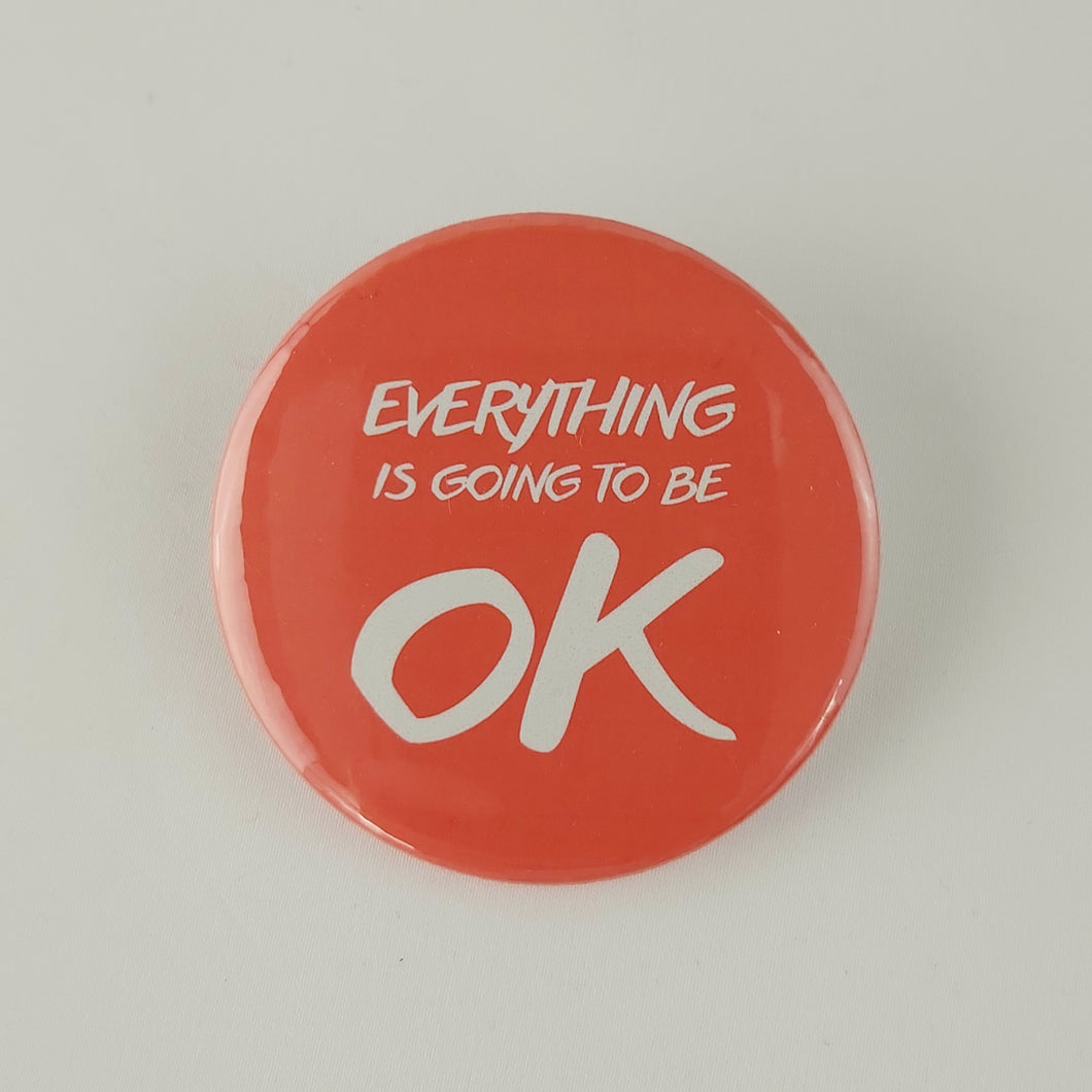 Everything is going to be ok (red)