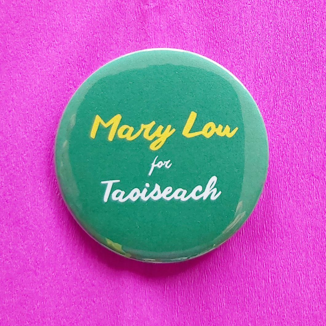 Mary Lou for Taoiseach