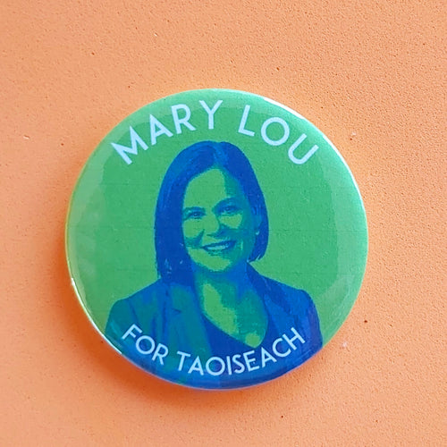 Mary Lou is better than Leo Varadkar