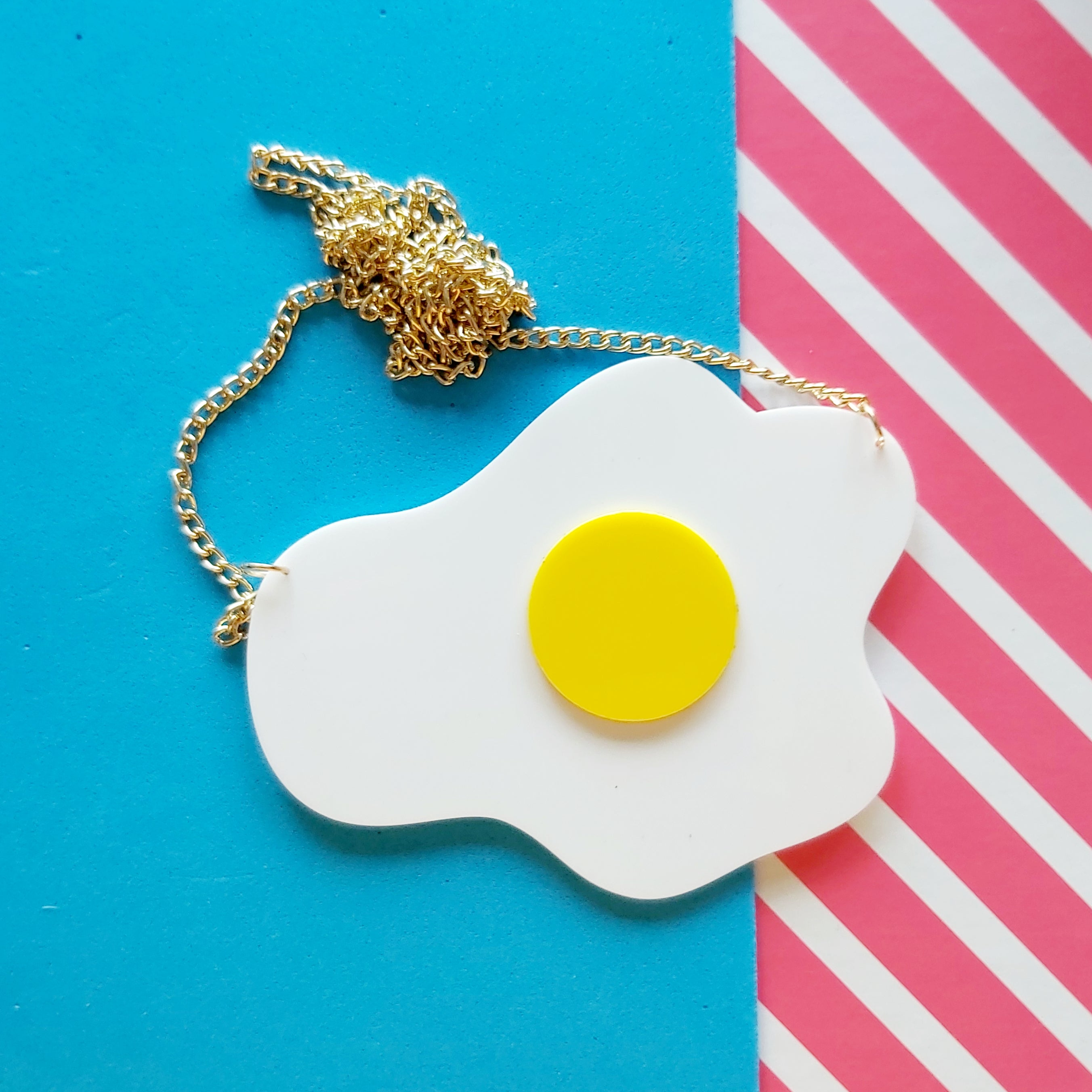 Eggsellent Necklace