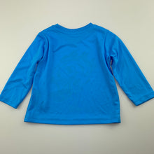 Load image into Gallery viewer, Boys Champion Authentic, blue sports / activewear top, EUC, size 12 months