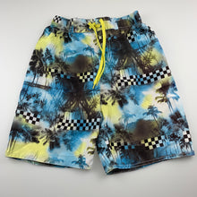 Load image into Gallery viewer, Boys Emerson, lightweight shorts / board shorts, elasticated, EUC, size 12