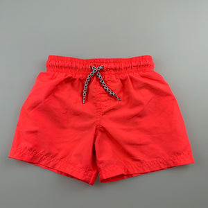 Boys H&M, lined lightweight shorts / board shorts, GUC, size 2