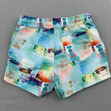 Load image into Gallery viewer, Boys Target, lightweight shorts / board shorts, elasticated, GUC, size 00