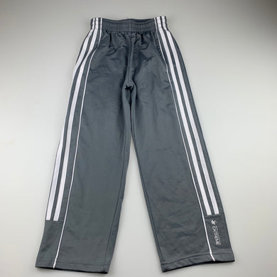 Boys Beverly Hills Polo Club, grey track pants, elasticated, Inside leg: 49cm, FUC, size 5-6