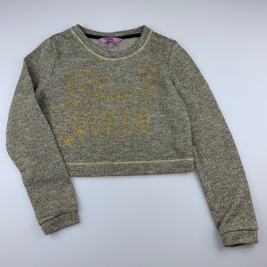 Girls OVS, cropped lightweight sweater / top, GUC, size 9-10