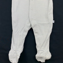Load image into Gallery viewer, Boys Marquise, soft cotton coverall / romper, EUC, size 000