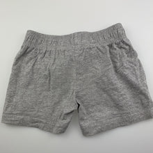 Load image into Gallery viewer, Boys Anko, grey lightweight shorts, elasticated, GUC, size 2