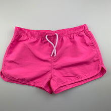 Load image into Gallery viewer, Girls Miss Understood, lightweight shorts / board shorts, elasticated, GUC, size 10
