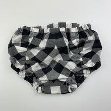 Load image into Gallery viewer, Girls Hubble + Duke, hand made cotton bloomers / nappy cover, GUC, size 1