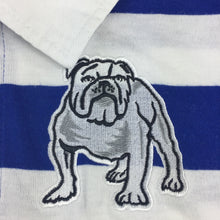 Load image into Gallery viewer, Boys Team NRL, Canterbury Bulldogs polo shirt, GUC, size 12