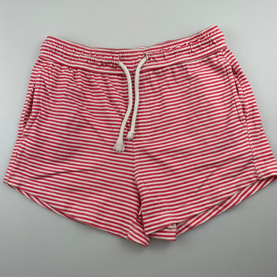 Girls Clothing & Co, soft cotton shorts, elasticated, GUC, size 10