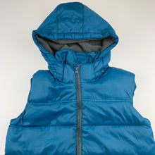 Load image into Gallery viewer, Boys L&D, fleece lined puffer vest / jacket, FUC, size 12