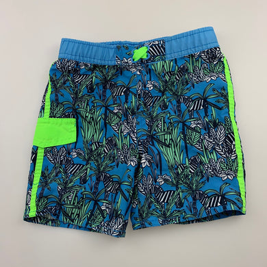 Boys Sprout, lightweight board shorts, elasticated, EUC, size 2