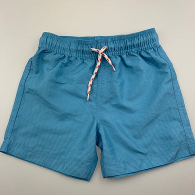 Boys Anko, lightweight board shorts, elasticated, GUC, size 5
