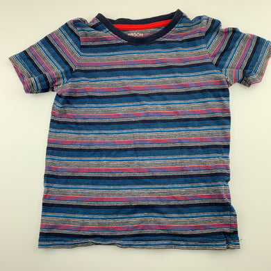 Boys Emerson, striped t-shirt / top, GUC, size 5