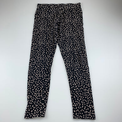 Girls B Collection, stretchy leggings, Inside leg: 60cm, GUC, size 14,