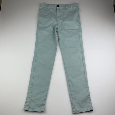 Boys Academy Lifestyle Fitters, stretch cotton chino pants, W: 67cm, Inside leg: 61cm, EUC, size 10,