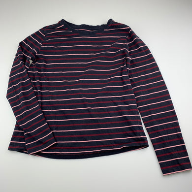 Boys Target, soft organic cotton long sleeve top, GUC, size 14,