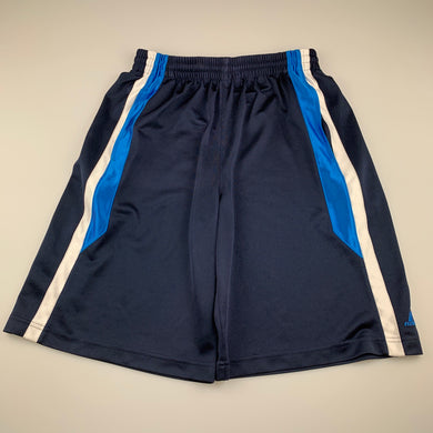 Boys Russell Athletic, navy sports / activewear shorts, EUC, size 14-16,
