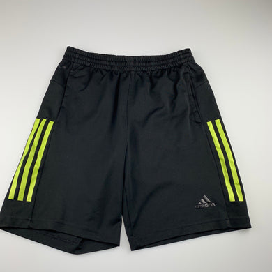 Boys Adidas, Climalite sports, activewear shorts, GUC, size 13-14,