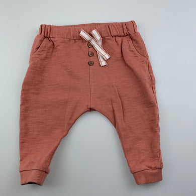 Girls Anko, organic cotton pants / bottoms, EUC, size 00,
