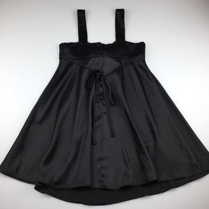 Girls Jesse, black floaty formal / party dress, GUC, size 8
