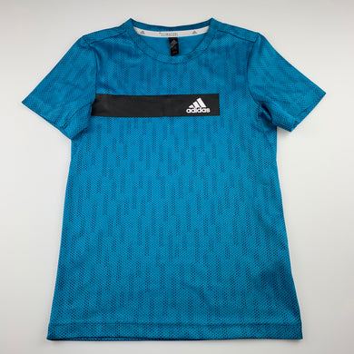Boys Adidas, Climalite sports / activewear top, EUC, size 7-8,
