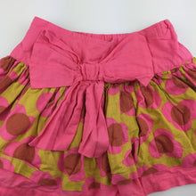 Load image into Gallery viewer, Girls Next, lightweight cotton skirt, adjustable, GUC, size 0