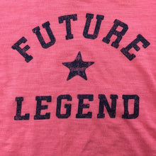 Load image into Gallery viewer, Girls Carter's, pink cotton t-shirt / top, future legend, GUC, size 3 months
