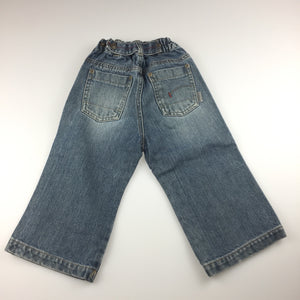 Boys Fred Bare, jeans with adjustable waist, FUC, size 2