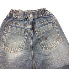 Load image into Gallery viewer, Boys Fred Bare, jeans with adjustable waist, FUC, size 2